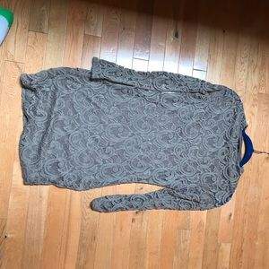 Windsor Lace body con dress